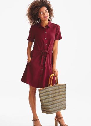 Платье с лиоцеллом yessica