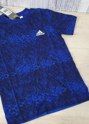 Adidas детская футболка.хлопок оригинал.