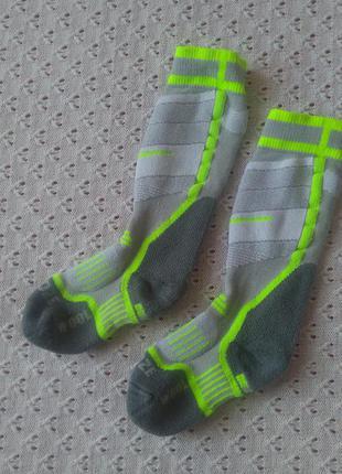 Термогольфи wedze з мериносовою вовною високі шкарпетки лижні гольфы термо носки шерстяные шерсть лыжные для спорта