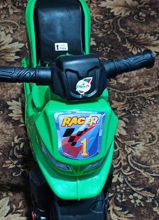 Мотоцикл беговой
