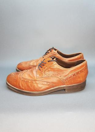 Туфлі чоловічі geox оригінал з європи