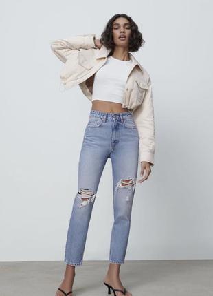 Нові джинси zara