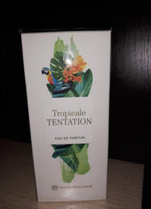 """Парфюмированная вода """"tropicale tentation"""" 100 мл"""