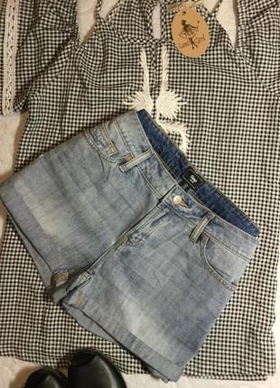 Шорты джинсовые gap размер 12/14