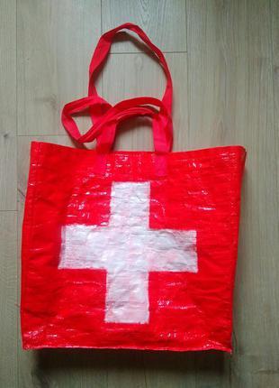 Міцна сумка для покупок/господарська сумка denner