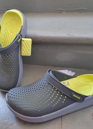 Сабо crocs literide