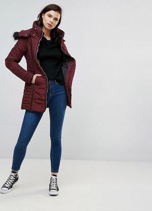 Тепла куртка brave soul (27589)
