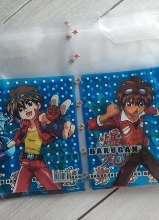 Обкладинки на зошит з аніме