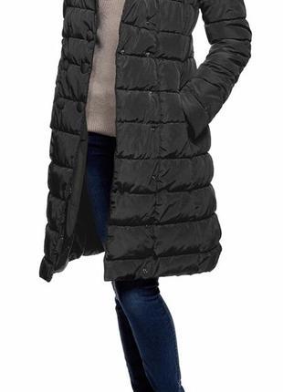 Зимова куртка-пальто oodji