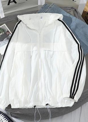 Куртка, ветровка с лампасом