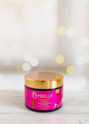 Увлажняющий гель кастард для волос mielle