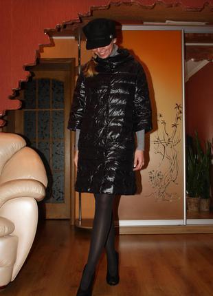 Ультралёгкий пуховик пальто в стиле channel  🦄