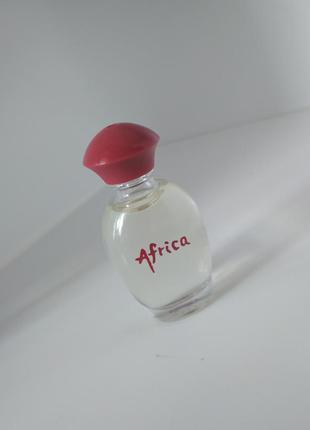 Винтажная миниатюра africa