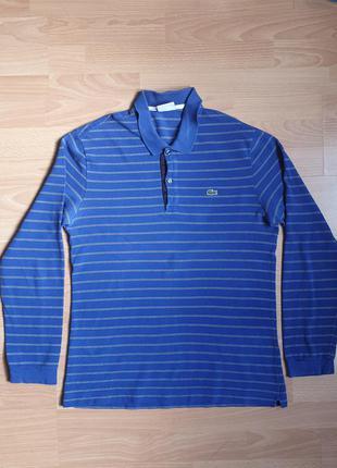 Детское поло, кофта, свитер, футболка на длинный рукав lacoste