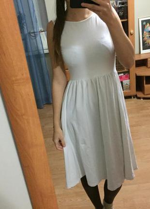 Платье asos миди