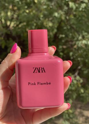 Zara pink flambé edt 100 ml