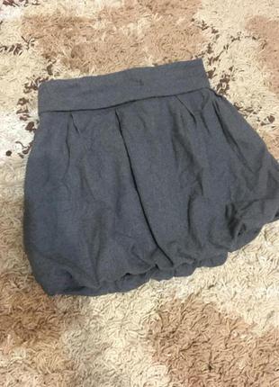 Шикарная юбочка zara