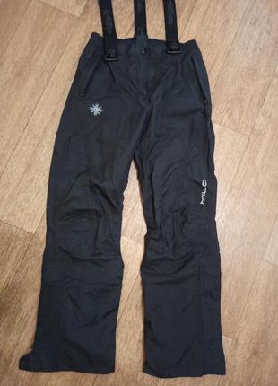 Спортивные лыжные брюки