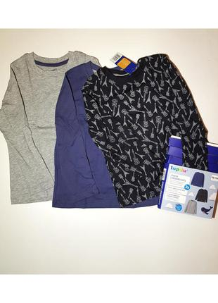 Реглан, футболка с длинным рукавом, комплект регланов