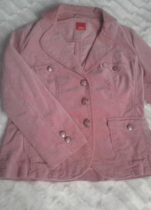 Бархатный пиджак, велюровый жакет