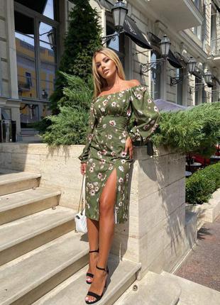 Платье модное стильное
