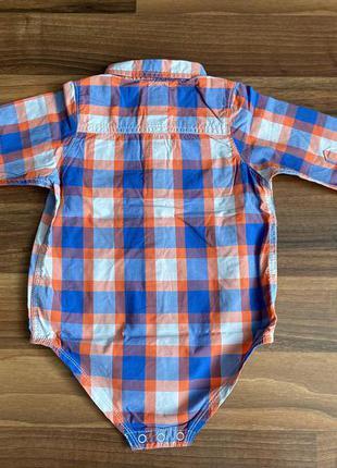 Детская рубашка oshkosh
