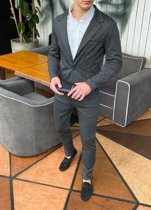 Костюм пиджак брюки