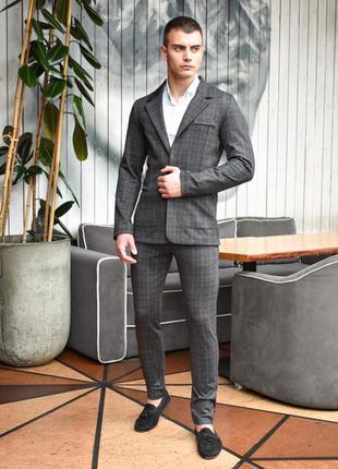Діловий костюм піджак брюки