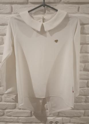 Нарядная кофточка (блузка)
