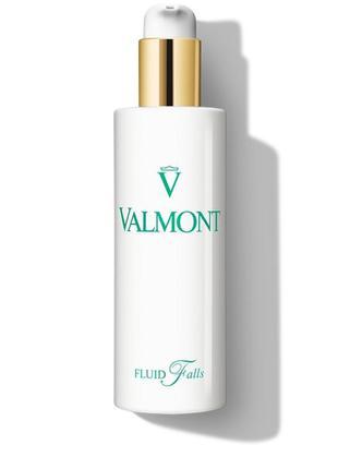 Valmont очищающая эмульсия для лица fluid falls 75 мл