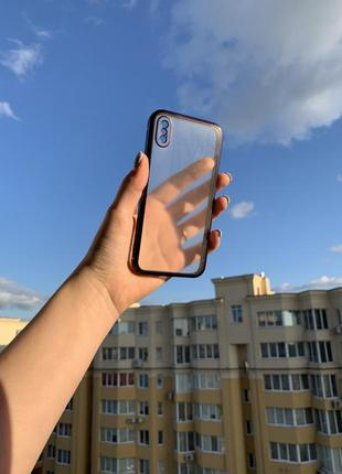 Чехол на айфон x/xs