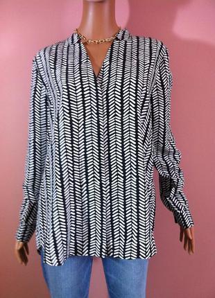 Шикарная шелковая блуза j. lindeberg