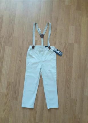 Oshkosh carter's штани брюки джинси 4р