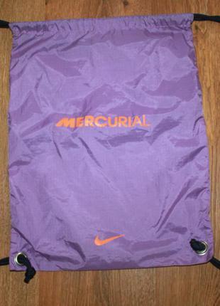 Рюкзак сумка мешок для сменной обуви в школу спортзал nike