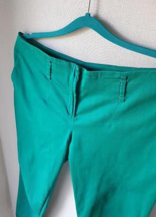 Изумрудные брюки incity