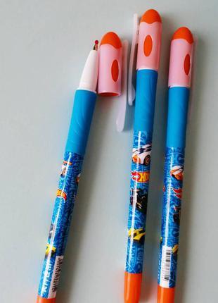 Набір 3 шт ручок ручка кайт kite hot wheels