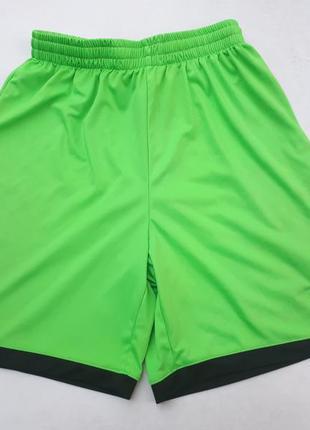 Шорти joma підліткові спортивні футбольні салатові зелені 12-14