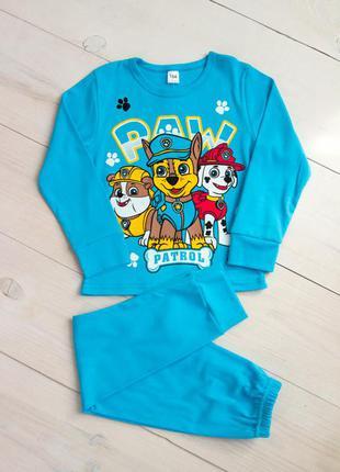 Пижама щенячий патруль, paw