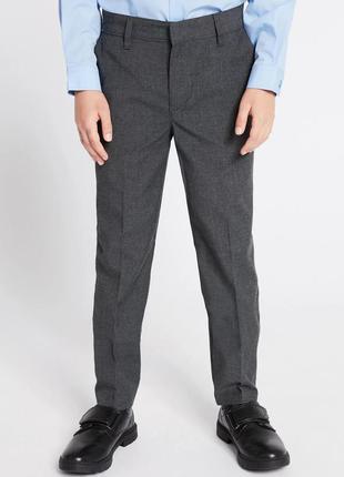 Школьные брюки marks spenser 9-10 лет