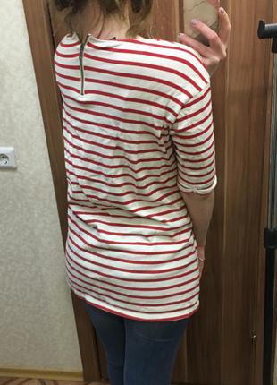 Тёплая туника свитер