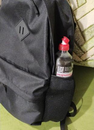 Городской рюкзак с боковыми карманами