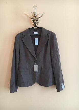 Батал большой размер новый стильный пиджак пиджачек жакет жакетик блейзер осенний