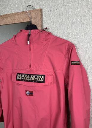 Куртка анорак napapijri