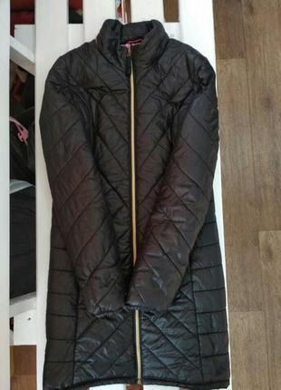 Крутая стегання куртка осень/теплая зима