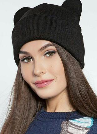 Идеальная шапуля на зиму!!!