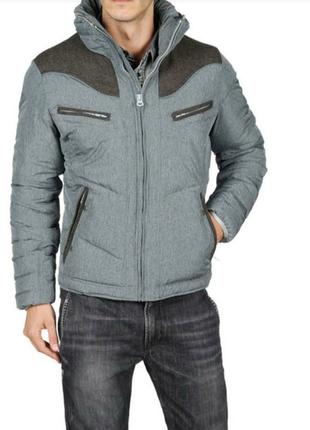 Пуховик, куртка фирмы diesel art:93243.м-ка.