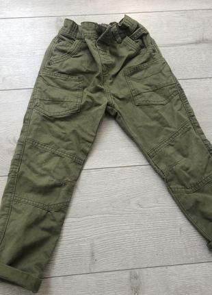 Брюки штани карго