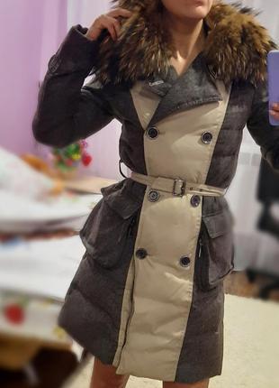 Пуховик, курточка, пальто