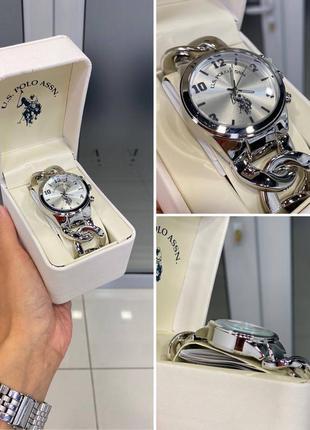 Новые часы «u.s. polo» , в коробке