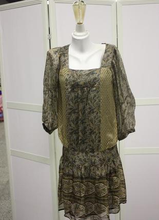 Платье zara basic арт 4327